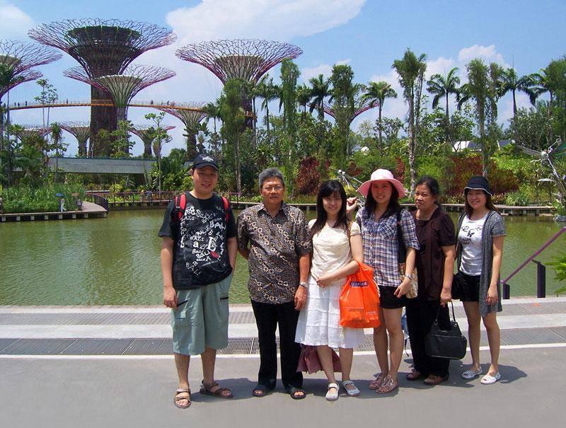 Tempat Wisata Dalam Hari Di Singapore Lie Fika
